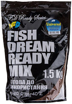 "Прикормка ""Fish Dream"" ""Универсал"" 1,5кг"