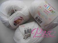 Пряжа детская Alize Baby Wool ( Ализе Беби Вул ) №55