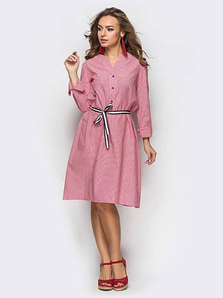 Модне повсякденне плаття - сорочка, фото 2