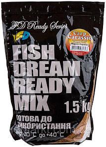 "Прикормка ""Fish Dream"" ""Карп-Карась"" 1,5кг"