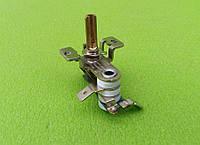 Терморегулятор KNT-410 / 10А / 250V / T250 (стержень h=18мм) для электроплит, электродуховок, обогревателей, фото 1