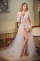 Будуарное платье №05 (для невесты, для фотосессии беременной)
