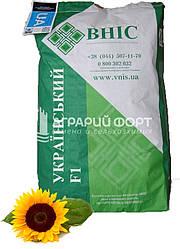 Насіння гібриду соняшника Український F1/ВНІС/ , Семена гибрида подсолнуха Украинский F1