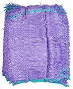Сетка овощная 40х60 (17г) до 20 кг (синяя)
