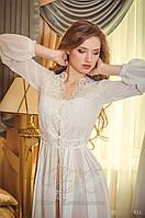 Будуарное платье №11 (для невесты, для фотосессии беременной)