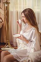 Будуарное платье №14 (для невесты, для фотосессии беременной)