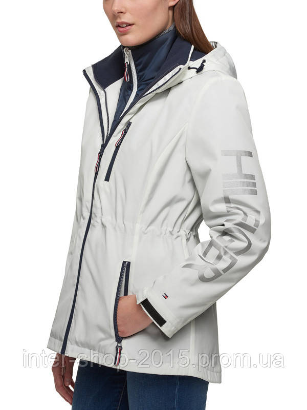 858ab80d6b9 Женская куртка Tommy Hilfiger Ladies 3-in-1 Systems Jacket - INTER SHOP в