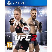 Игра UFC 2 для Sony PS 4 (английская версия)