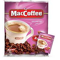 Кофейный напиток MacCoffee Амаретто 3в1 (20х18 г)