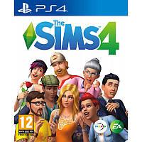Игра The Sims 4 для Sony PS 4 (русские субтитры)