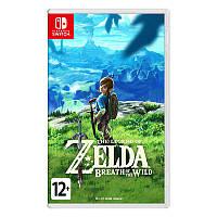 Игра The Legend of Zelda: Breath of the Wild для Nintendo Switch (русская версия)