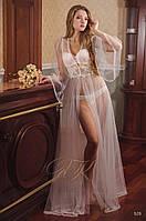 Будуарное платье №26 (для невесты, для фотосессии беременной)
