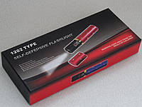 Електрошокер ОСА 1202 шокер фонарик для самозахисту