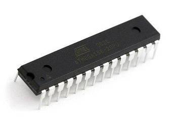 Чип ATMEGA8-16PU 8-бит DIP28 микроконтроллер
