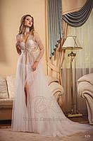 Будуарное платье №29 (для невесты, для фотосессии беременной)