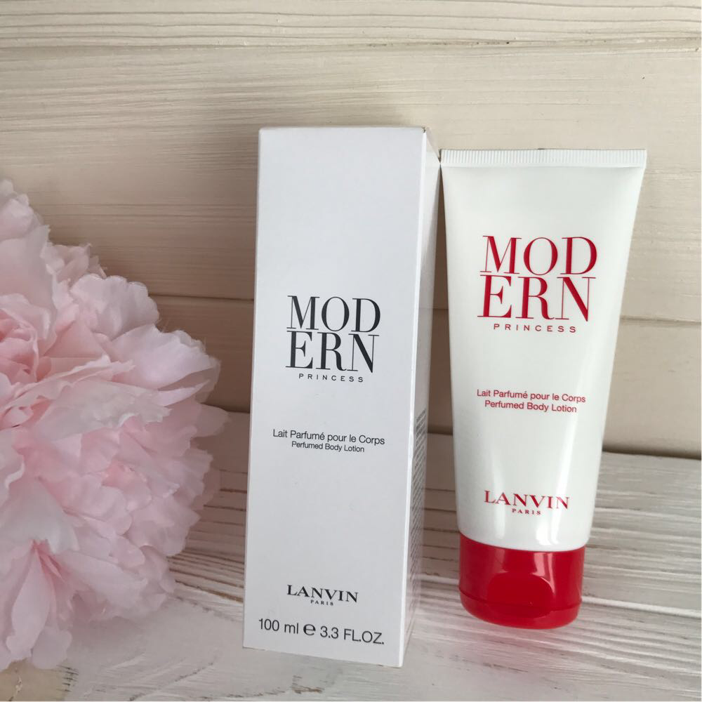 �ล�าร���หารู��า�สำหรั� Lanvin Modern Princess Perfumed Body Lotion 100 ml.