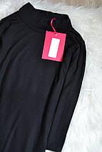 Новое короткое черное платье Boohoo, фото 2