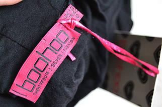 Новое короткое черное платье Boohoo, фото 3