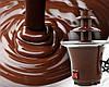 Шоколадний Фонтан Chocolate Fondue Fountain Mini фондю для будинку, фото 2