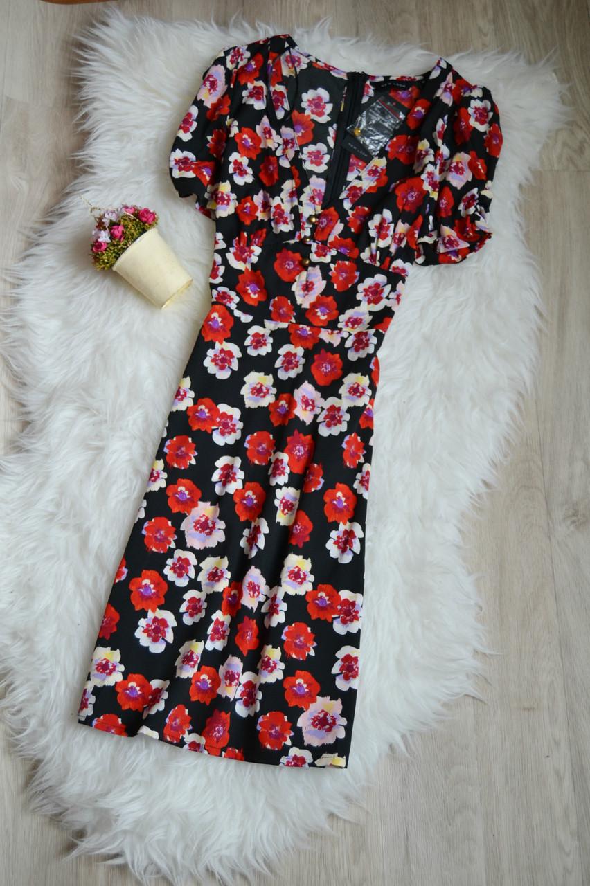 Новое цветочное платье New Look