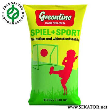 "Газон FF Greenline ""Гра та спорт"" (Sport und Spiel), фото 2"