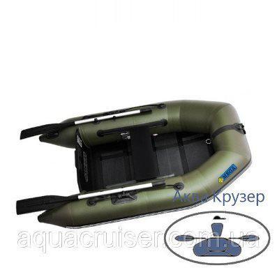 Лодка для охоты на уток - лодка для рыбалки и охоты - колибри км 200 - самая маленькая надувная моторная лодка - лодка под мотор в Украине