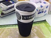 Бутылка для воды StarBucks SM-215