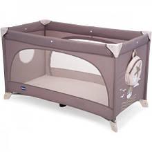 Манеж кроватка Easy Sleep Chicco цвет Mirage