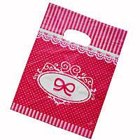 Пакетик подарочный для бижутерии 25 шт [15х19]