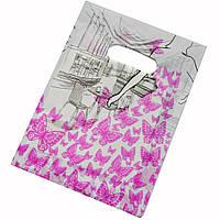 Пакетик подарочный для бижутерии 25 шт [14,5х19,5]