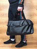 Модная спортивная сумка из экокожи