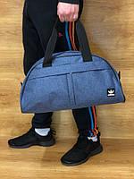 Модная спортивная сумка adidas, спортивная сумка адидас