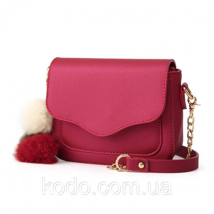 Сумка Hag Mini Red