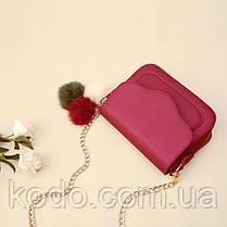 Сумка Hag Mini Red, фото 2