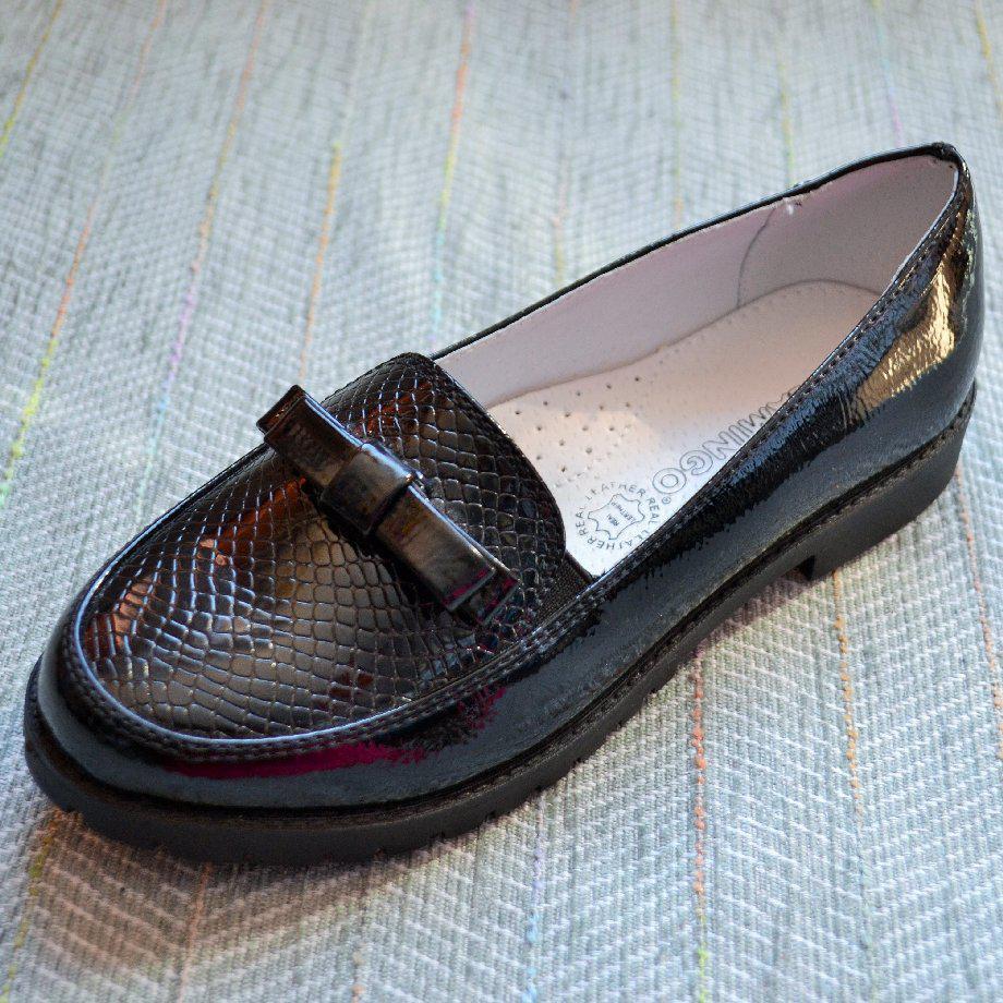 e56549963 Купить Туфли c бантиком, Flamingo размер 33 37 в интернет магазине ...