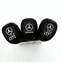 Ручка КПП Mercedes-Benz-140, 202, 203, 210, 2011, кожа
