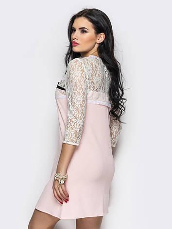 Миле плаття-трапеція, фото 2