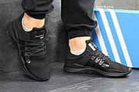 Кроссовки мужские  Adidas Equipment  адидас эквипмент  черные - Сетка,подошва пена, раз-ры: 41-45 Вьетнам , фото 1