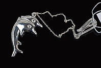 Ионизатор воды Дельфин серебро 925 пробы