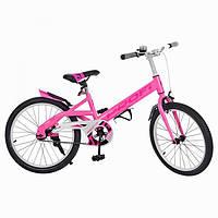 Велосипед двухколёсный детский 20 дюймов Profi Original (W20115-3)