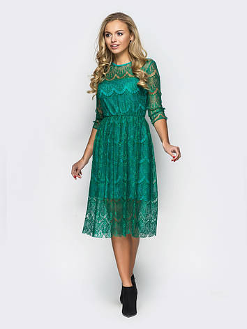 Елегантне вечірнє плаття, фото 2