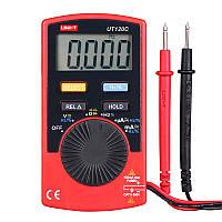 Тестер, Мультиметр универсальный Uni-T UT120C,Питание от 3-вольтной батареи, Тестер электрический