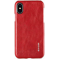 Чехол G-Case Boa Series для iPhone X Red