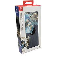 Чехол Premium Case The Legend of Zelda: Breath of the Wild для Nintendo Switch Blue НОВИНКА
