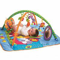 Развивающий коврик детский Зоосад Tiny Love