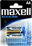 АА Maxell Alkaline 2 in BLISTER  LR6
