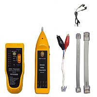Тестер-трассоискатель (мультиметр) WH-806 R, Aвтоматический электрический тестер, Электроизмеритель