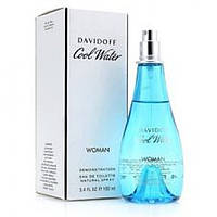 Davidoff Cool Water lady edt тестер