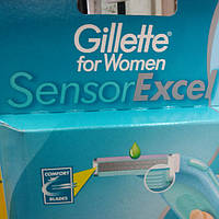 Сменные лезвия Gillette Sensor Excell for women 5 шт.