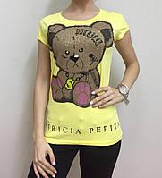 """Женская стильная футболка """"Patricia Pepita"""" с рисунком, фото 1"""